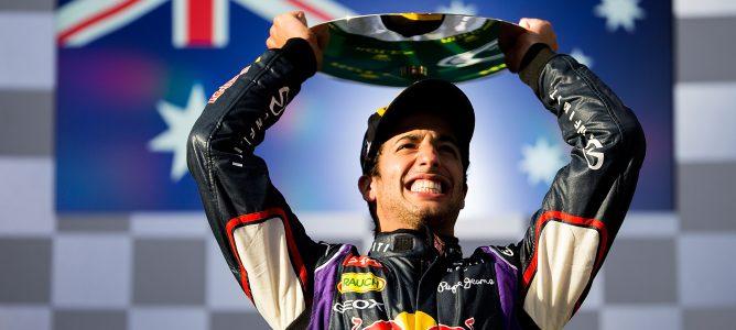 La FIA descalifica a Daniel Ricciardo del Gran Premio de Australia 2014