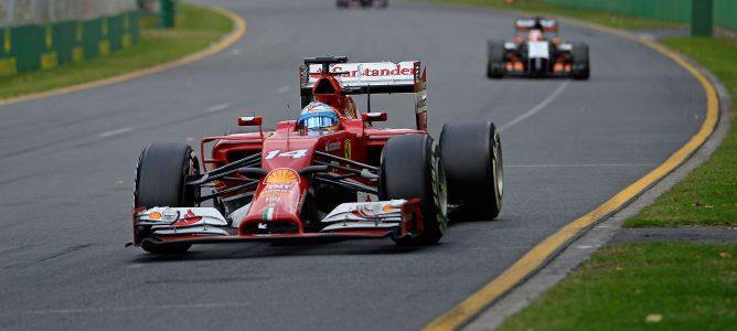 """Fernando Alonso: """"Terminar a 35 segundos del líder es demasiado"""""""