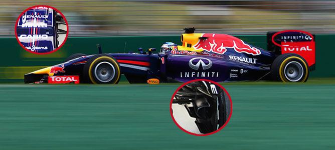 Análisis técnico del GP de Australia 2014