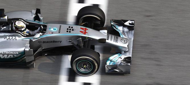 Estadísticas Malasia 2014: Grand Chelem de Hamilton y primer doblete de Mercedes desde 1955