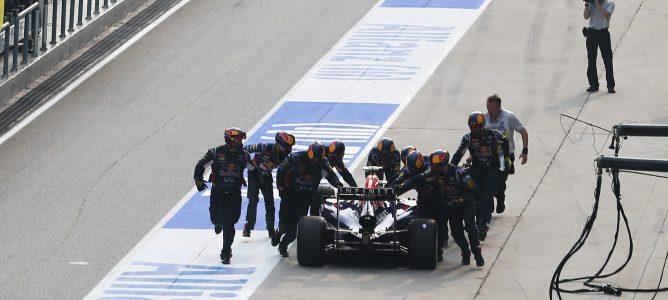 """Helmut Marko: """"Esta vez la FIA nos pidió que comprobáramos la correlación, y lo hicimos"""""""