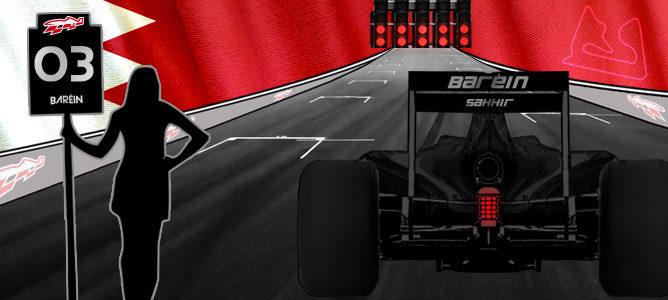 Previo del GP de Baréin 2014