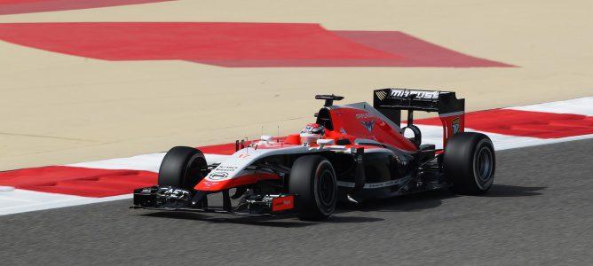 """Jules Bianchi: """"Hemos visto signos prometedores de nuestra progresión"""""""