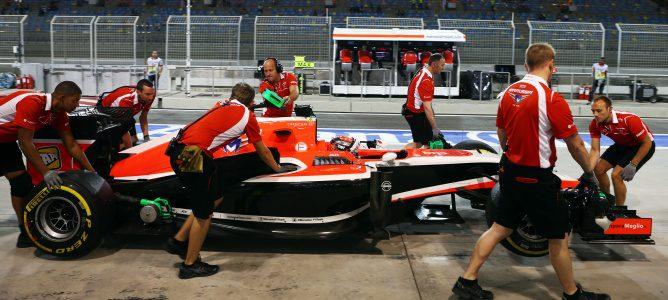 """Jules Bianchi: """"Necesitamos volver a estar por delante de los Caterham"""""""