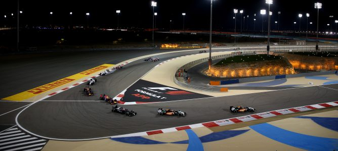 Horner, Lowe y Fernley destacan el gran espectáculo del GP de Baréin