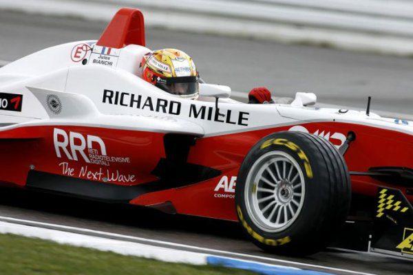 Jules Bianchi, la nueva esperanza francesa