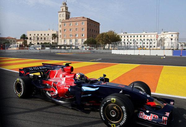 GP Europa - Libres 1: Vettel lidera en las primeras vueltas al VSC
