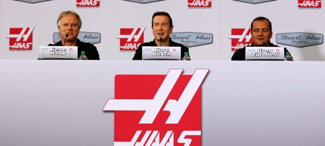 """Bernie Ecclestone lo confirma: """"El equipo Haas ha sido aceptado"""""""