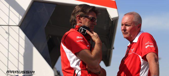 Graeme Lowdon urge a la F1 que programe algún tipo de control de costes