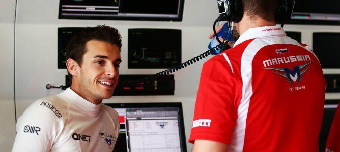 Jules Bianchi tendrá un nuevo ingeniero de carrera en el GP de España