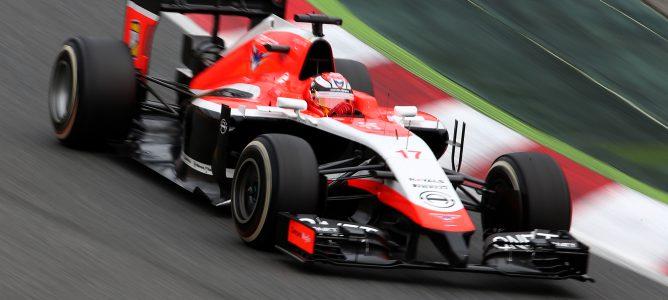 """Jules Bianchi: """"Fue una buena carrera, en la que vimos signos de mejoría"""""""