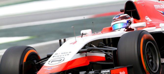 """Max Chilton habla sobre Mónaco: """"Es una experiencia fantástica de principio a fin"""""""