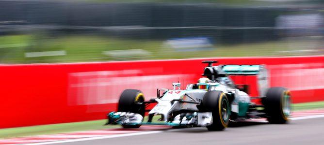 Lewis Hamilton retoma las riendas al liderar los Libres 2 del GP de Canadá 2014