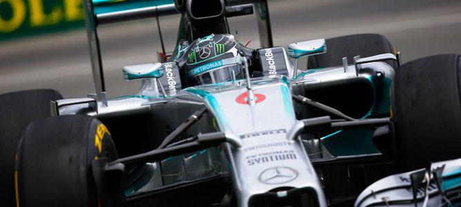 Nico Rosberg golpea de nuevo consiguiendo la pole en el GP de Canadá 2014