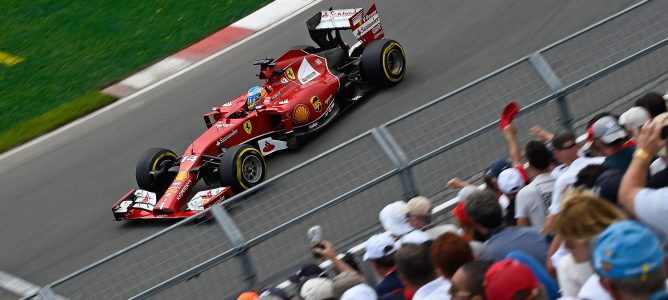 "Fernando Alonso indica que la victoria de Red Bull en Montreal ""nos da motivación"""