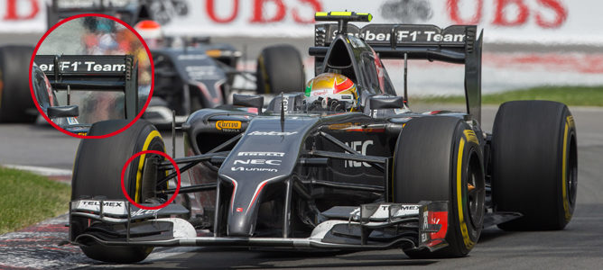 Análisis técnico del GP de Canadá 2014