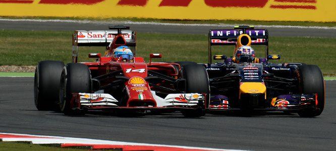 """Niño Asustado Gritando: Niki Lauda: """"No Entiendo Qué Hacía Vettel Gritando Como"""