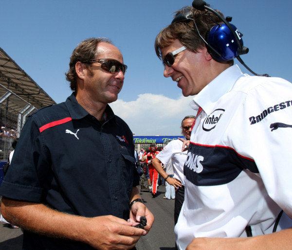 Berger echará de menos a Vettel