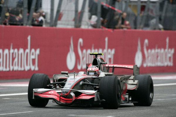 """Whitmarsh: """"No estamos decepcionados con el resultado de Kovalainen"""""""