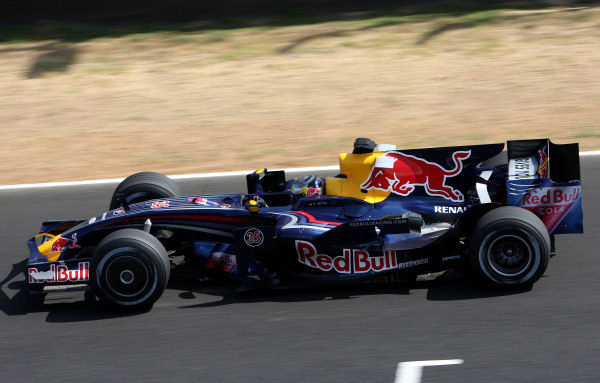 """Red Bull: """"Nuestro handicap es el motor Renault"""""""