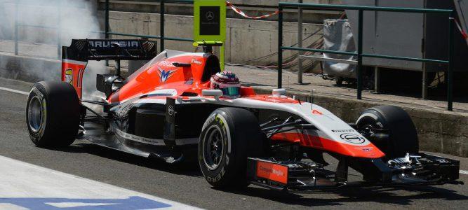 """Jules Bianchi: """"Hemos estado luchando con el equilibrio del coche"""""""