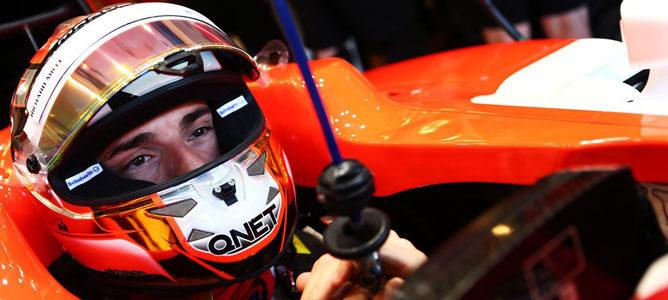 """Jules Bianchi: """"Estoy muy contento de comenzar la carrera desde la 16ª posición"""""""