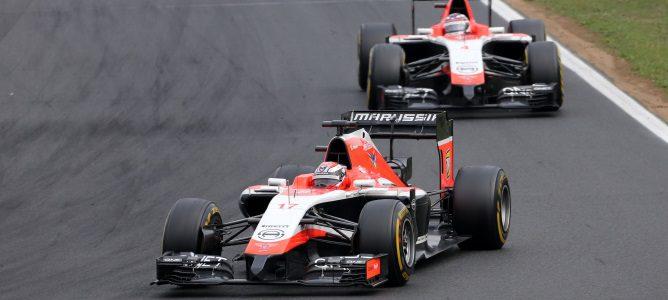 """Jules Bianchi: """"El toque con Maldonado me ha perjudicado mucho"""""""