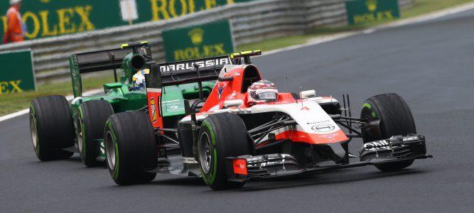 """Max Chilton: """"Nos encantaría poder mantener a los Sauber a raya"""""""