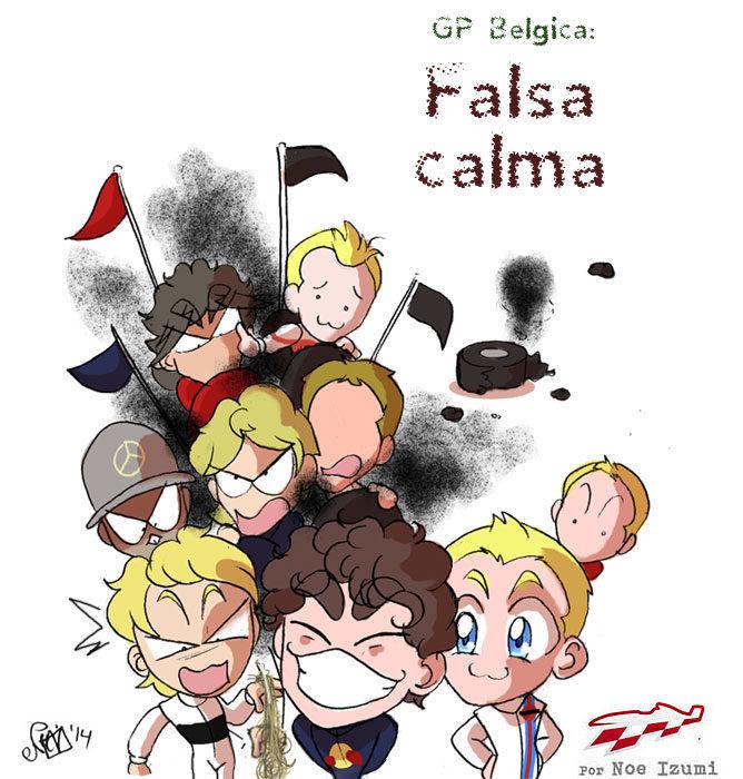 Los Chibis (146): Falsa calma