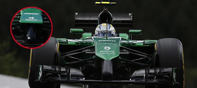 Análisis técnico del GP de Bélgica 2014