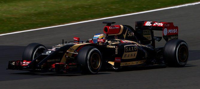 """Charles Pic tras su nueva oportunidad con el E22: """"El objetivo fue optimizar el coche"""""""