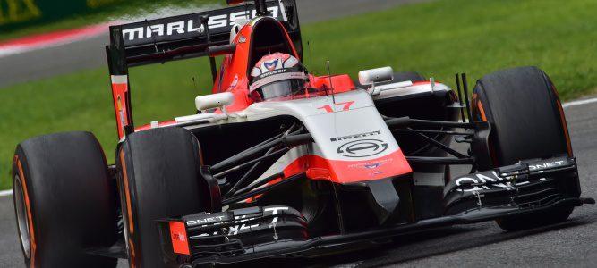 """Jules Bianchi: """"En la carrera vamos a ser mucho mejores de lo que hemos sido en clasificación"""""""