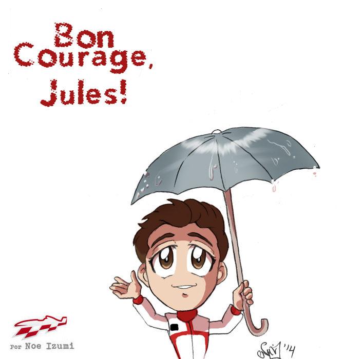 Los Chibis (150): Bon Courage, Jules!