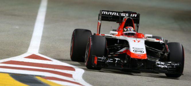 Jules Bianchi sufre una lesión axonal difusa pero continúa estable