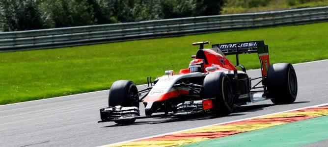 Alexander Rossi podría debutar con Marussia este fin de semana en Rusia