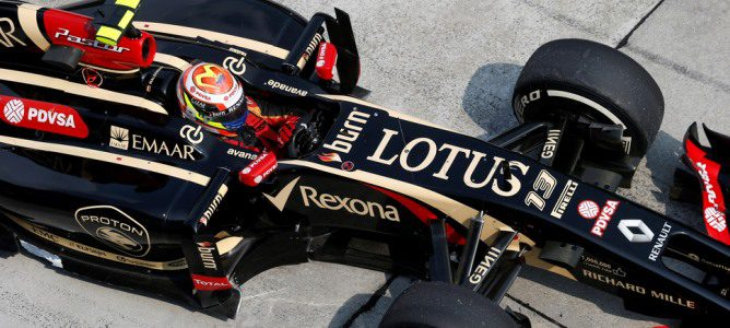 Lotus F1 Team usará motores Mercedes a partir de 2015