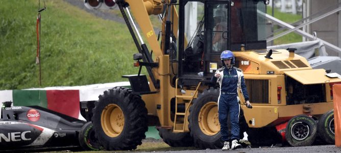 La FIA revela más información sobre el accidente de Jules Bianchi en Suzuka