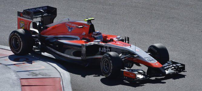 """Max Chilton: """"No he logrado la posición en clasificación que queríamos"""""""