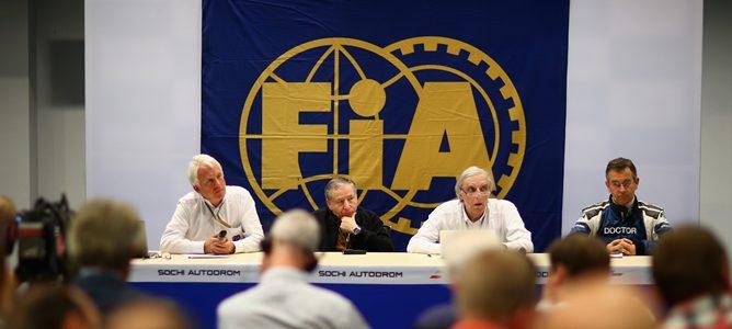 La FIA pide información sobre el accidente a los equipos