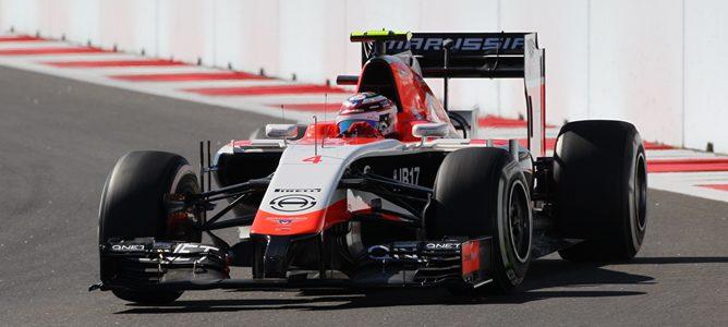 Marussia entra en concurso de acreedores