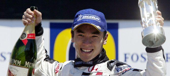 GP de Estados Unidos: Recordando a Takuma Sato