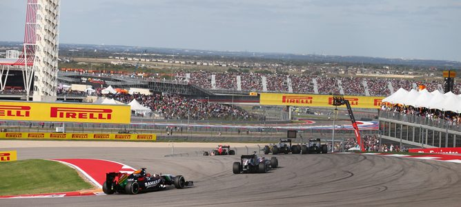 La FIA sanciona a Pérez y Vergne por su estilo de pilotaje en Austin