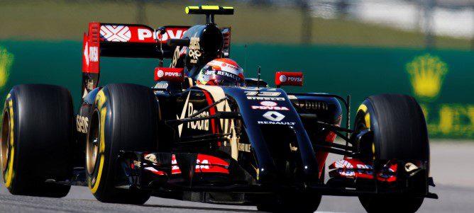 """Pastor Maldonado: """"El ritmo del coche fue sorprendentemente bueno"""""""