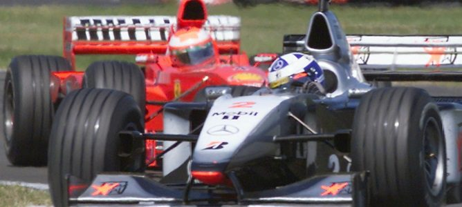 GP de Brasil: Recordando a David Coulthard
