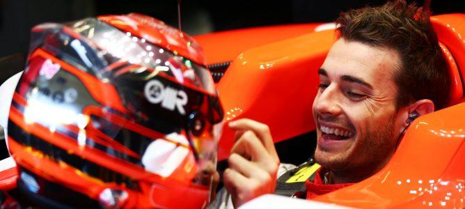 Jules Bianchi ha sido trasladado a Niza y ya no se encuentra en coma artificial
