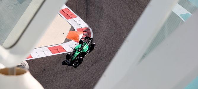 """Kamui Kobayashi: """"Espero que podamos terminar la temporada con un buen resultado"""""""