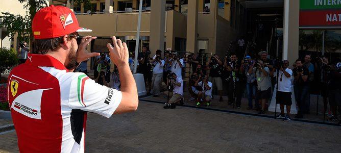Atresmedia emitirá un documental sobre la última carrera de Fernando Alonso en Ferrari