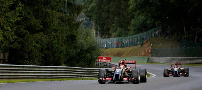 Análisis F1 2014: Lotus se pierde con las nuevas reglas