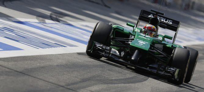 Robin Frijns deja de ser piloto reserva de Caterham