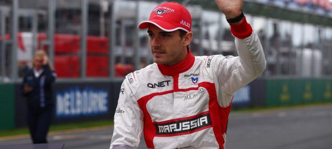 Jules Bianchi sigue sin cambios en su estado neurológico